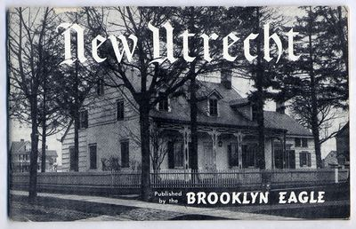 Brooklyn, New York: Brooklyn Eagle, 1946. Softcover. Near Fine. First edition. Near fine in pictoria...
