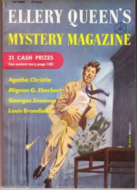 Ellery Queen's Mystery Magazine Oct. 1955, Vol. 26 No. 143
