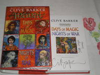 Abarat - 2: Days Of Magic, Nights Of War: Signed