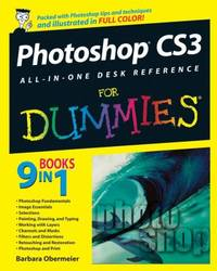 Photoshop CS3 All-in-One Desk Reference for Dummies?