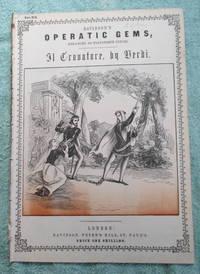 image of Davidson's Operatic Gems, Arranged as Pianoforte Pieces - Il Trovatore, By Verdi