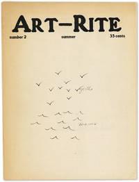 Art-Rite, Number 2, Summer [1973]
