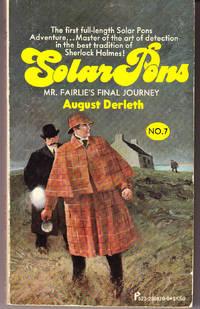 Solar Pons: Mr. Fairlie's Final Journey (# 7)