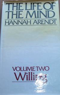 image of The Life of the Mind: Volume Two, Willing