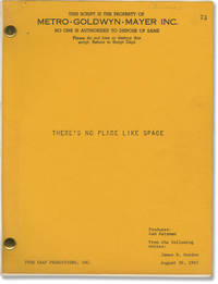 image of Hold On! [There's No Place Like Space] (Original screenplay for the 1966 film)