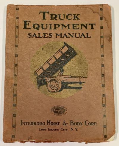 Long Island City, New York: Interboro Hoist & Body Corporation, Borden Avenue and Van Dam Street, 19...