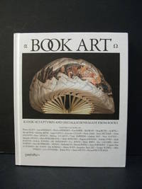 A Book Art: Inconic Sculptures and Installations Made From Books
