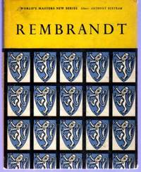 Rembrandt by  Anthony Bertram - First  Edition - 1955 - from YesterYear Books (SKU: 045932)