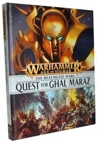 Warhammer. Age Of Sigmar. Quest For Ghal Maraz