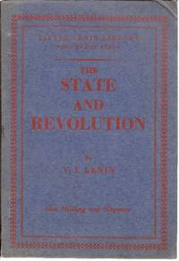 image of The State and Revolution
