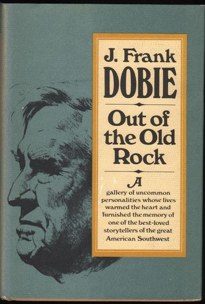 Boston: Little Brown, 1972. 1st. Hardcover. fine/new fine. Portraits of 16 personalities by Dobie co...