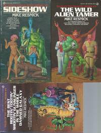 """""""TALES OF THE GALACTIC MIDWAY"""" SERIES: Sideshow (# 1) / The Wild Alien Tamer (# 3) /..."""