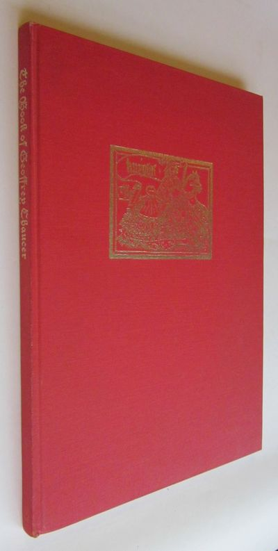 San Francisco: The Book Club of California, 1963. Limited Edition. Hardcover. Near Fine. Red cloth o...