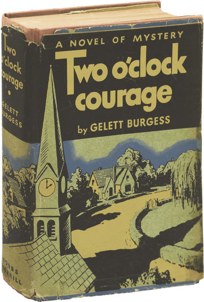 New York: Bobbs-Merrill, 1934. First Edition. First Edition. Basis for the 1945 film noir