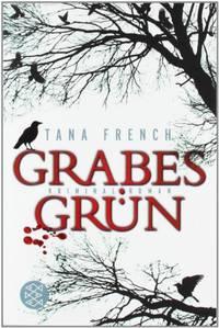 image of Grabesgrün: Kriminalroman