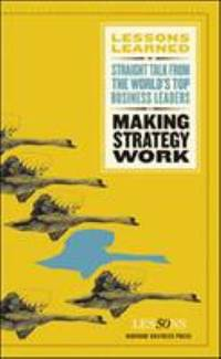 image of Making Strategy Work