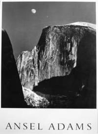Moon and Half Dome. Yosemite National Park, 1960
