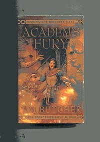 ACADEM'S FURY:  Book Two of the Codex Alera