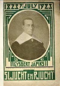 Sljucht en Riucht rym en onrym, 2 juli 1923, No. 26. Gysbert Japiks nummer