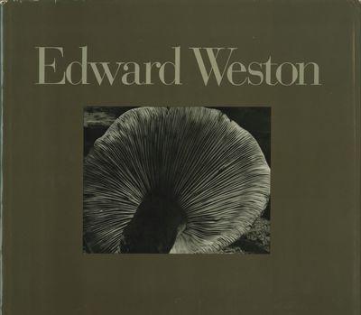 Millerton: Aperture, 1973. First edition. Weston, Edward. Oblong folio, 284 pp., hundreds of plates....