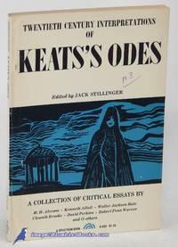 Twentieth Century Interpretations of Keats's Odes: A Collection of  Critical Essays by  Jack (editor) STILLINGER - Paperback - 1968 - from Bluebird Books (SKU: 85284)