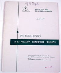 Computer-Programmed Preventive Maintenance for Internal Memory Sections of the Era 1103 Computer System IN Proceedings of the WESCON COMPUTER SESSIONS, August 25-27, 1954, Los Angeles, California