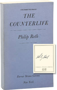 image of The Counterlife (Uncorrected Proof)