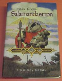 Salamandastron A Tale from Redwall
