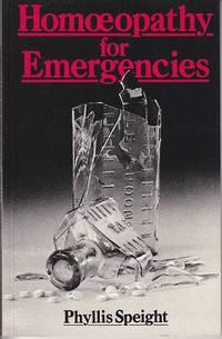 image of Homoeopathy For Emergencies