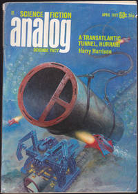 Analog Science Fiction / Science Fact, April 1972 (Volume 89, Number 2)