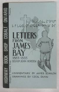 image of Letters From James Bay 1883-1885
