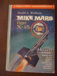 Mike Mars Flyger X-15