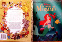 A Little Golden Book DISNEY'S THE LITTLE MERMAID