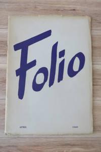 Folio, April, 1949