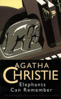 Elephants Can Remember by Christie, Agatha - 1987