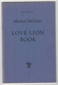 Love Lion Book