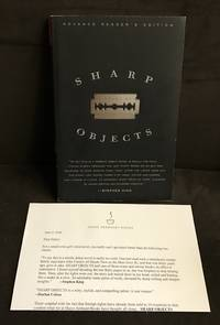 image of Sharp Objects: A Novel (Advance Reader's Edition)