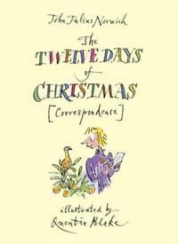 The Twelve Days of Christmas [Correspondence]