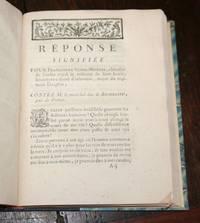 Ensemble de factums concernant le maréchal duc de Richelieu 1775-1777
