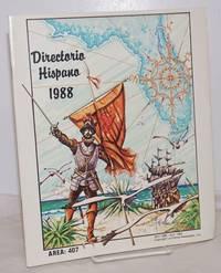 image of Directorio Hispanio 1988 Area: 407 [Central Florida]