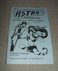 image of Astro Adventures...tales of Scientifiction Number Three [No. 3] January  1988