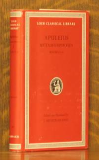 APULEIUS - METAMORPHOSES VOLUME I, BOOKS I-VI (VOLUME I ONLY) LOEB CLASSICAL LIBRARY LCL 44