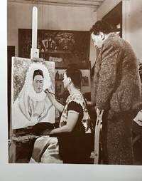 [Photo] Frida Kahlo and Diego Rivera