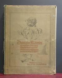 image of Decorative Malereien in gothischen Stile. Nach Ausfuhrungen und Entwurfen von Prof. Schaper. Gezeichnet von P. Eichholz