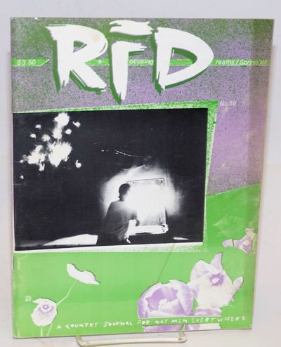 Bakersville, NC: RFD, 1984. Magazine. 68p., 8.25x10.5 inches, poetry, editorials, photos, art, very ...