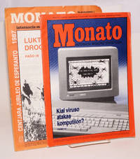 image of Monato: internacia magazino sendependa [two issues]
