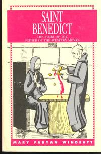 Saint Benedict : the story of the father of the Western monks. [Hero of the hills : the story of Saint Benedict] [Boy Who Ran Away; Hermit; Youth Comes to Subiaco; Brother Peter & the Lamp; Brother Michael & the Cooking Oil; King Totila; End]