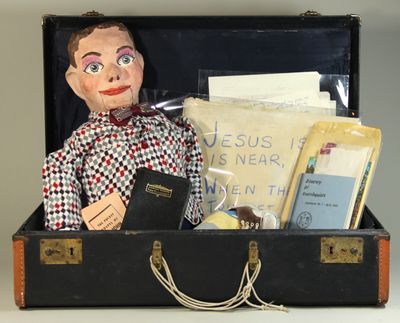 [Columbus, OH, 1961. An archive of material from the Christian ventriloquist Katheryn Rea (1917-2010...