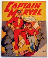Captain Marvel Adventures #11A (Mighty Midget Comics)