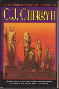 image of The Collected Short Fiction of C.J. Cherryh